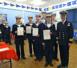 Picture of Sea cadets